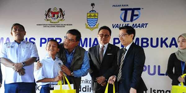 TF Value-Mart opens its first Penang outlet in Balik Pulau