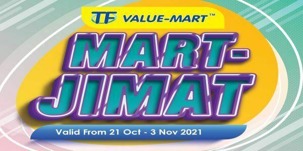 TFVM Mart-Jimat Promotion (Valid from: 21 Oct – 03 Nov 2021)